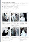 es gibt jetzt eine dickbeschichtung, die saubere ... - Roehrs Baustoffe - Seite 4