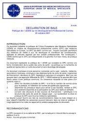 déclaration de Bâle - Les Jeudis de l'Europe