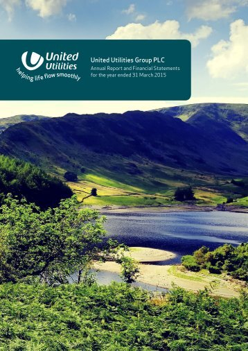 united-utilities-annual-report-2015