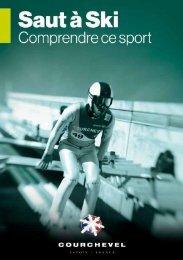 Pour comprendre le saut à ski - Club des Sports Courchevel