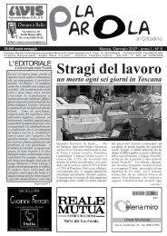 2007 - Anno I N.6 - FORNO