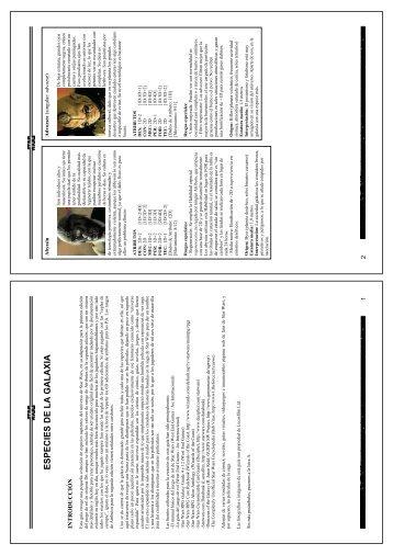 D6 - Suplemento No Oficial - Enciclopedia Especies - x2.pdf - Baykock
