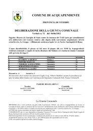 n. 72_6.6.2012_Ricorso al Consiglio di Stato contro la sentenza del ...