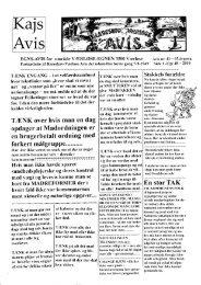 Nummer 41 - KAJ´s AVIS
