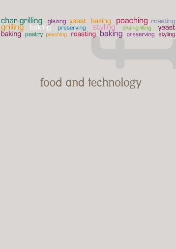 Top Designs - Food Tech - 2007 - Home