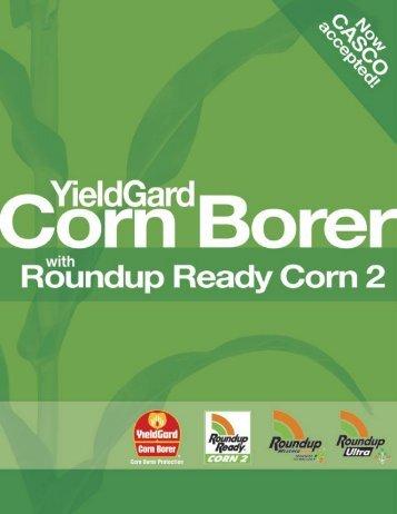 YieldGard Corn Borer with Roundup Ready Corn 2 ... - Monsanto