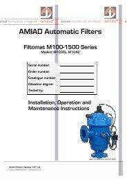 AMIAD Automatic Filters - Netafim