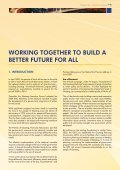 proGrAmmE of AcTioN - 2009-2014 - Gauteng Online - Page 5
