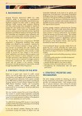 proGrAmmE of AcTioN - 2009-2014 - Gauteng Online - Page 6