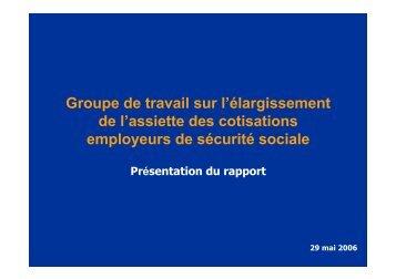 rapport - COE