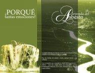 ¿PORQUÉ - Chrysotile