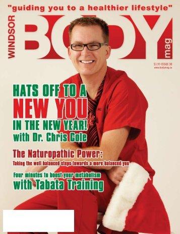 3.99 issue 38 - Body Magazine