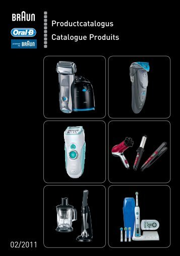 02/2011 Productcatalogus Catalogue Produits - Digivision