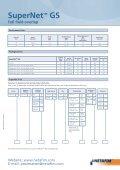 SuperNet™ GS - Page 2