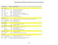 Centre de Ressources CESC 2013 - Projet de mise en ligne sur le ...