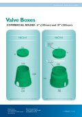 Commercial Round Valve Boxes - Page 2