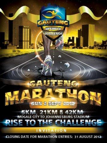 Invitation - Gauteng Online