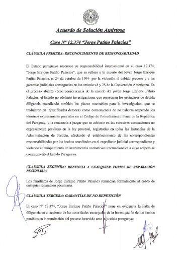 Jorge Patio - Poder Judicial