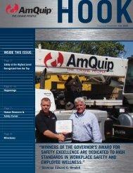 Fall 2009 Newsletter - AmQuip