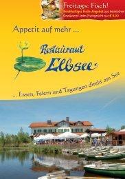 Neu - Restaurant Elbsee