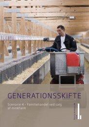 GENERATIONSSKIFTE - Kopenhagen Fur