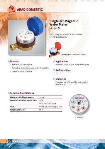 Download Model S Brochure - Industrial Water Equipment Ltd