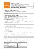 Spárovací lepidlo fermacell - bezpečnostní list - Page 3
