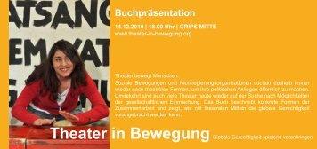 Buchpräsentation - GRIPS Werke