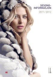 SeSong- InFoRMASJon 2011 ⁄ 2012 - Kopenhagen Fur
