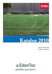 Toro Katalog - edentec.ch