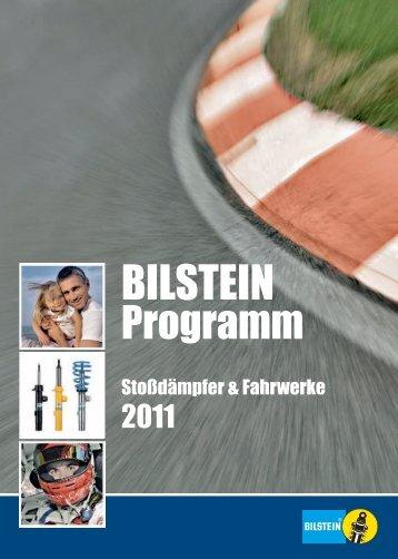 Bilstein Katalog 2010-2011 Master_M_001.indd
