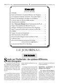 Editorial : Unité dans la pluralité ? - Dici - Page 2