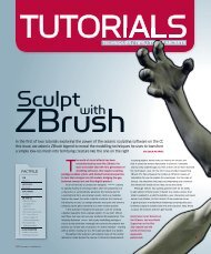 ZBrush 3 5 Tutorials Once