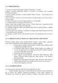 regolamento per la viabilità nel tratto stradale monte cocione ... - Page 2