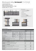 Konstrukční list - 1S12 H 2 O - Fermacell - Page 3