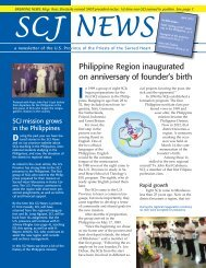 Philippine Region inaugurated on anniversary of founder's birth D