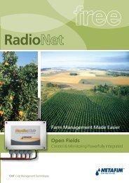 RadioNet - Netafim