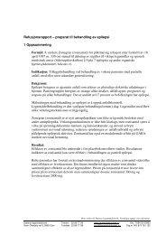Refusjonsrapport – preparat til behandling av epilepsi 1 ...