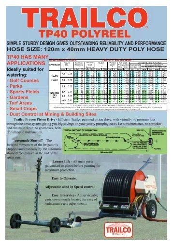 TP32-TP40 Brochure