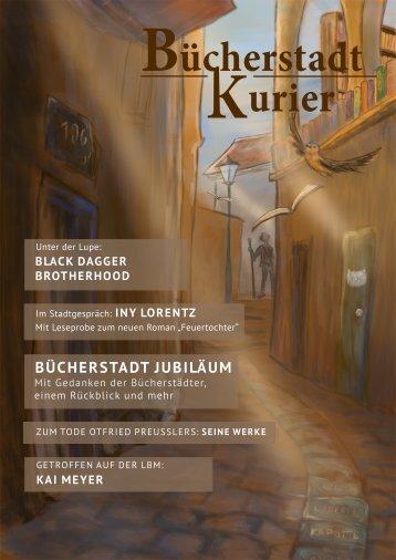Bücherstadt urier - Bücherstadt Kurier