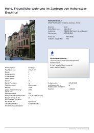 Helle, Freundliche Wohnung im Zentrum von ... - JN-Immobilien.de