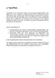 Kapitel Tagespflege - Rhein-Erft-Kreis