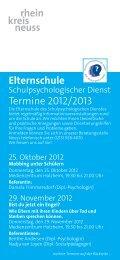 Elternschule Barrierefrei, Sonstiges, PDF , 2.1 MB - Rhein-Kreis Neuss