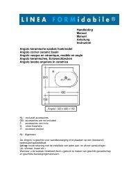 Handleiding Manual Manuel Anleitung Instruzioni Angolo ... - Kebo