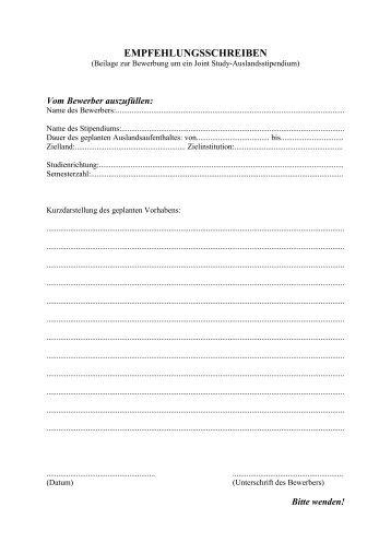 Empfehlungsschreiben - Berufszentrum Abis e.K.