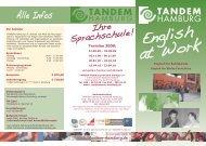 Layout 4 - TANDEM Hamburg