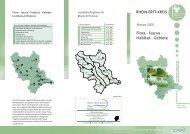 Habitat - Gebiete Flora - Fauna - - Rhein-Erft-Kreis