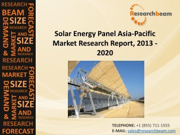 Impact On China Solar Energy Market 2020