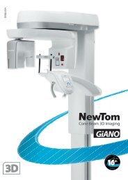 Cone Beam 3D Imaging - Volumentomografie - NewTom - VG