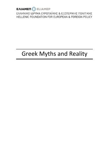 welfare myths and realities essay Unlike most editing & proofreading services, we edit for everything: grammar, spelling, punctuation, idea flow, sentence structure, & more get started now.